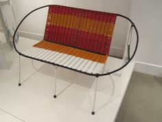 Marni Salavaged Colombian Woven Chair