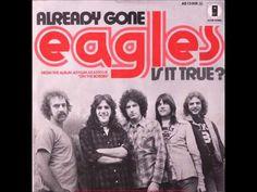 "EAGLES ""Already Gone"" 1974 HQ - YouTube"