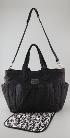 Marc by Marc Jacobs Nylon Eliz-a-Baby Bag...I love this diaper bag! A must for moms to be! Lightweight and durable and fashionable