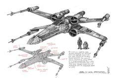 Star Wars Fan Art! - Rogue one Rebel Gunship