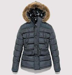 Moncler Charente Down Jacket For Men Grey  $245