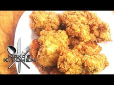 Finger licking better! Check out my homemade KFC Chicken recipe Follow me: FACEBOOK- http://www.facebook.com/nickoskitchen INSTAGRAM - http://www.instagram.c...