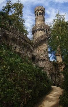 Tower, Quinta da Regaleira, Sintra
