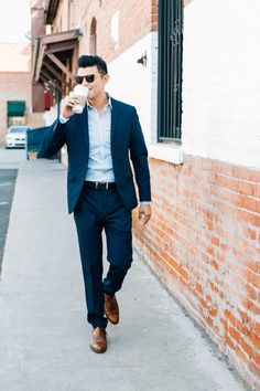 2016 Fall Trends for Men Who Wear Suits with Style | Male Standard