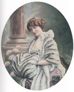 1903 Jeanne Paquin Jeanne Paquin, Edwardian Fashion, Vintage Fashion, Art Nouveau, Belle Epoch, Illustrations, Vintage Labels, Fashion History, Vintage Images