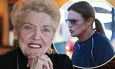 Bruce Jenner's mother  is not a fan of her son's new effeminate look...Great article