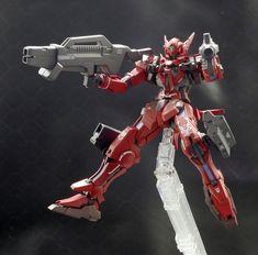 Painted Build: HG 1/144 Gundam Astraea Type F - Gundam Kits Collection News and Reviews Gundam Exia, Gundam 00, Mobile Suit, Sci Fi, Manga, Type, News, Random, Building