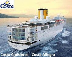 Ex Costa Allegra détruit en 2012 - Tous les détails de ce navire sur sa fiche complète : http://www.leguidedescroisieres.com/Costa-Allegra__38.html