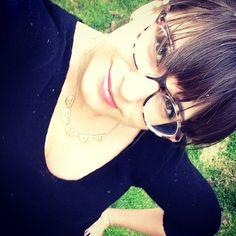 New specs. You like? @VanillaInVogue #fashion