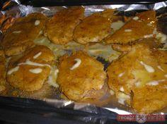 Az így elkészített mellfilé nem szárad ki, és még annak is ízleni fog, aki eddig száraznak tartotta a csirke mellét! Rántott csirkemellfilé sütőben fűszeres panírban Készítsd el akár 2, vagy 12 főre, a Receptvarazs.hu ebben is segít!
