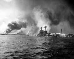 Japan blew up Pearl Harbor in December 1941 unexpectedly.S receive the report of Pearl Harbor they wanted to get payback so they started to gather there things. Pearl Harbour Attack, Remember Pearl Harbor, Uss Arizona, Navy Ships, Battleship, Military History, Naval History, World War Two, American History
