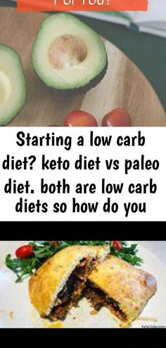 a low carb diet? Both are low carb diets so how do you choose? Click through for a comparison. Starting a low carb diet? Both are low carb diets so how do you choose? Click through for a comparison. Low Carb Diets, Keto Vs Low Carb, Paleo Vs Keto, Ketogenic Diet Weight Loss, Ketogenic Diet Food List, Keto Meal Plan, Diet Meal Plans, Diet Recipes, Healthy Recipes