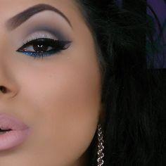 Beautiful eyeshadow and brows