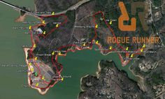 Rogue Runner Georgia - Plan Your Attack!