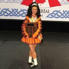 Amanda Probert U18B North American National Champion