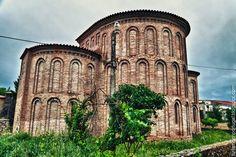 Mosteiro de Castro de Avelás, Bragança.