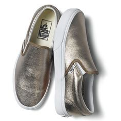 The Original Slip-On - Metallic