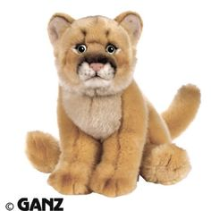 WEBKINZ SIGNATURE COUGAR  New with Tag  IN STOCK