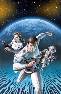 Buck Rogers by ~Az-I-Am on deviantART
