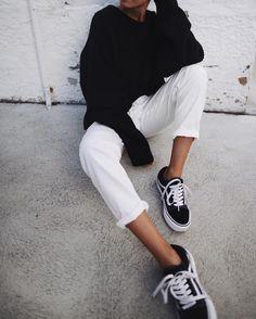 Black & white basics