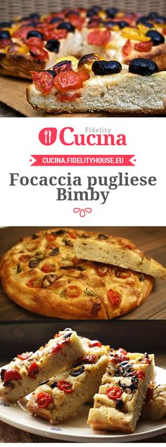 La #focaccia pugliese #Bimby è un piatto semplice ma che racchiude tutti i sapori e gli odori mediterranei. Focaccia Pizza, Easy Bake Oven, Donut Glaze, Vegan Pizza, Pizza Party, Finger Foods, Italian Recipes, Bread Recipes, Biscotti