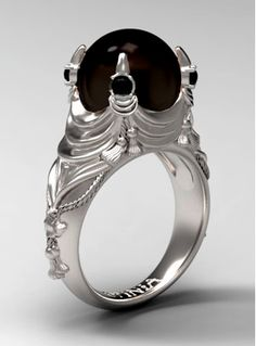 If anyone ever wanted to buy me jewelry, omniaoddities.com is where they should go. Stunning, gothic, and dramatic.
