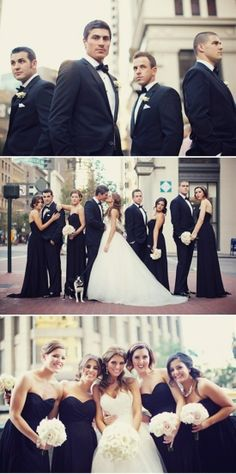 Black and White Wedding Photography Ideas ♥ Professional Wedding Photos   Siyah Beyaz Konseptli Dugunler Icin Profesyonel Fotograflar