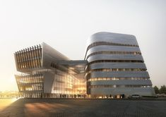 Gallery of Benoy Shares Their Design for a New Global Business School in Saudi Arabia - 1