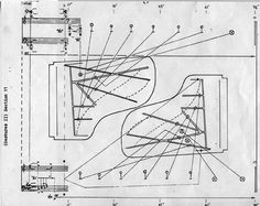 Gordon Mumma Gestures II Graphical Score