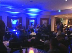 """We had a fantastic turnout at our #RLifeLIVE performance by """"The Round"""" on Friday! #LA #music"""