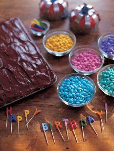 Barefoot Contessa - Recipes - Birthday Sheet Cake