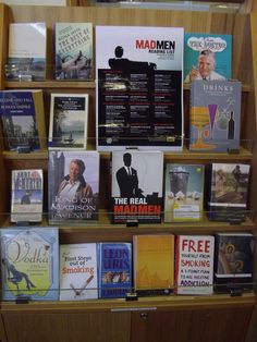#MadMen Display Roman Empire, Mad Men, First Step, Reading Lists, Display, Baseball Cards, How To Plan, Floor Space, Playlists