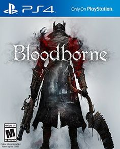 Bloodborne - The latest AAA exclusive for #PlayStation4