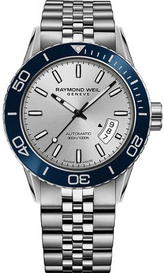 @raymondweilWatch Freelancer Mens #add-content #basel-17 #bezel-unidirectional #bracelet-strap-steel #brand-raymond-weil #case-depth-11-8mm #case-material-steel #case-width-42-5mm #date-yes #delivery-timescale-call-us #dial-colour-silver #gender-mens #luxury #movement-automatic #new-product-yes #official-stockist-for-raymond-weil-watches #packaging-raymond-weil-watch-packaging #style-dress #subcat-freelancer #supplier-model-no-2760-st4-65001 #warranty-raymond-weil-official-2-year-guarantee…