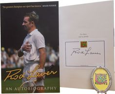 Rod Laver: An Autobiography by Rod Laver - Signed Books - Cole's Books  coles-books.co.uk