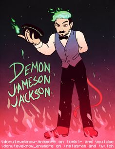 Jameson Jackson here to make a deal! Septiplier Comic, Septiplier Fanart, Mark And Ethan, Jack And Mark, Antisepticeye Fanart, Jack Septiceye, Jacksepticeye Fan Art, Darkiplier And Antisepticeye, Cryaotic