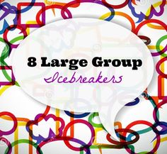 Kitty Hurdle Blog: 8 Large Group Icebreakers
