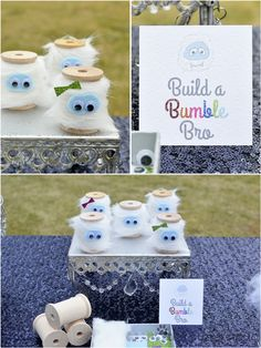 Bumble Winter Bash: A Yeti Inspired Playdate !! by Bird's Party