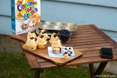 Cupcake Photography How To