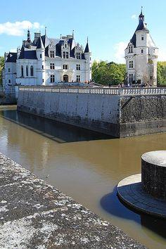 Château de Chenonceau in the Loire Valley