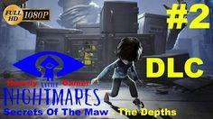 Little Nightmares Gameplay Walkthrough (PC) Part 7: Secrets Of The Maw D...