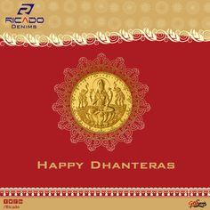 Wish You & Your Family      Happy Dhanteras  #Happydhanteras #Festival #dhanteras #DenimLycra #Ricado #Cotton #jeans #Ricadojeans