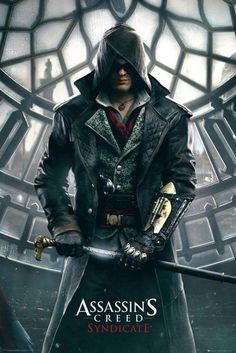 Assassin's Creed Syndicate : Big Ben - Maxi Poster x new and sealed The Assassin, Assassins Creed Jacob, Assassins Creed Tattoo, Assassin's Creed Wallpaper, K Wallpaper, Ninja Wallpaper, Batman Wallpaper, Wallpaper Downloads, Video Game Hoodies