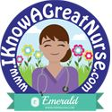 Friends! Emerald's just launched its new referral program, and guess what?! You don't have to be a nurse to join and earn points, cash and rewards. I've already started earning points and rewards!