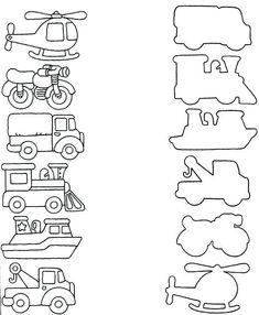 Transportation sort air water or land coloring pages kindergarten unicorn Printable Preschool Worksheets, Preschool Learning Activities, Free Preschool, Kindergarten Worksheets, Toddler Activities, Kids Learning, Transportation Preschool Activities, Transportation Worksheet, Transportation Theme
