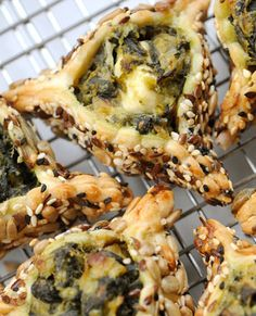 I've never thought of making savory hamantachen before but I love the idea.