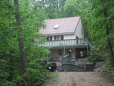Charming+Mountain+Chalet,+Close+To+North+Conway,+Year+Round+Adventures+++Vacation Rental in Madison from @homeaway! #vacation #rental #travel #homeaway