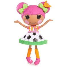 Lalaloopsy Whistle Kick 'N' Score Doll