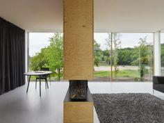 Aménagement d'une maison d'architecte aux Pays-Bas