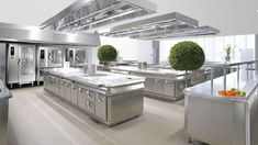 Angelo po company, where tradition meets innovation Restaurant Kitchen Design, Hotel Kitchen, Bakery Kitchen, Kitchen Decor, Commercial Kitchen Design, Commercial Kitchen Equipment, Central Kitchen, Industrial Kitchen Design, Professional Kitchen